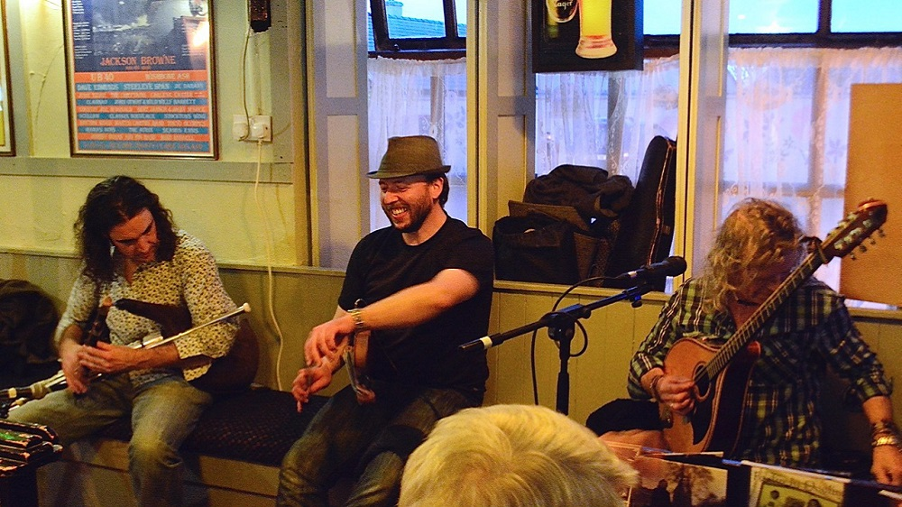 Irish Music in Doolin