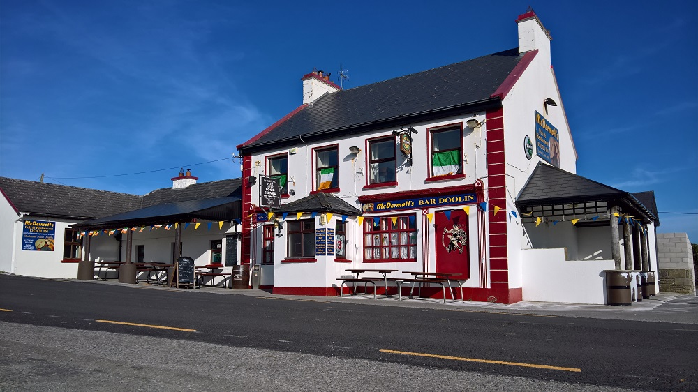 McDermotts Pub Doolin
